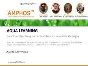 """Read more about the article Amphos 21 has participated in the competition of """"Smart Catalonia Challenge"""""""
