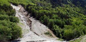 Read more about the article Amphos 21 carries out a geotechnical model for prediction of slope stability for the Consell General de l'Aran